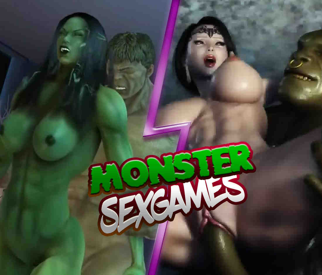Monster-Sex-Games